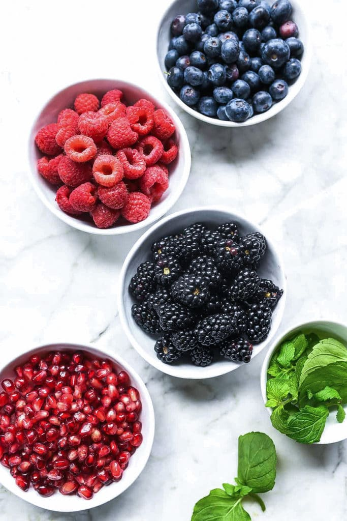 Berries | foodiecrush.com