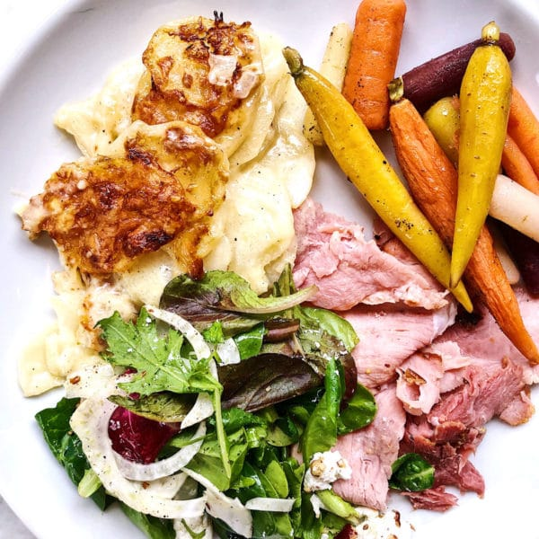 Easter Dinner foodiecrush.com