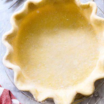 No-Fail Butter Pie Crust foodiecrush.com | #pie #recipes #crust #piecrust