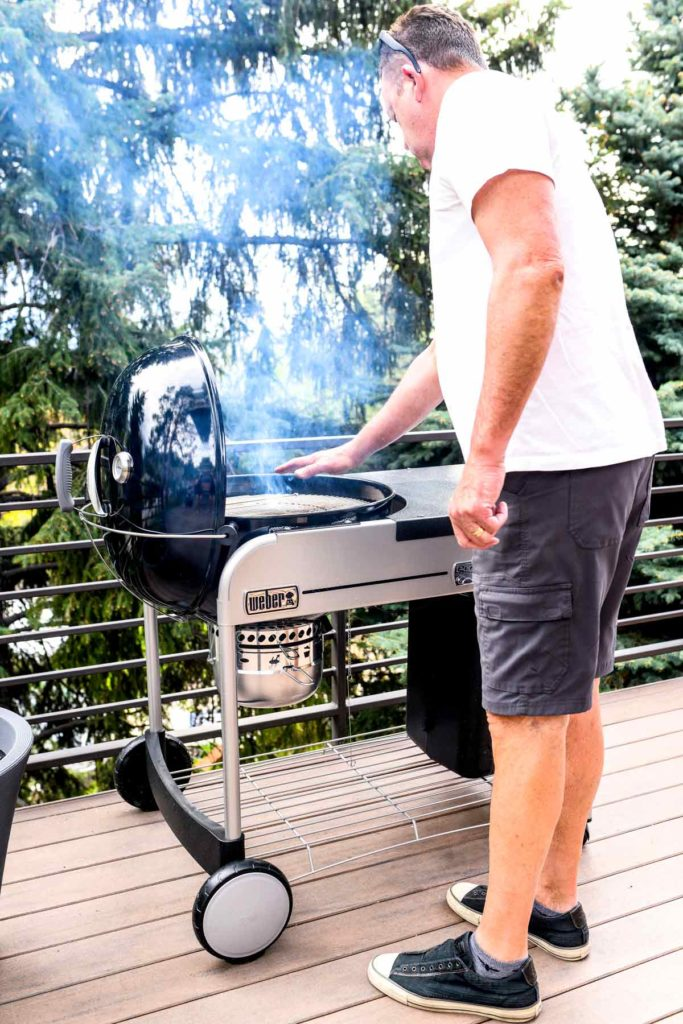 How to Charcoal Grill   foodiecrush.com
