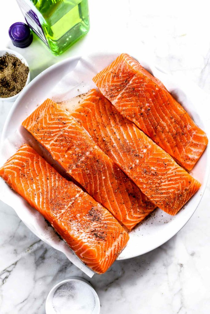 The Best Grilled Salmon   foodiecrush.com #salmon #recipes #grilled