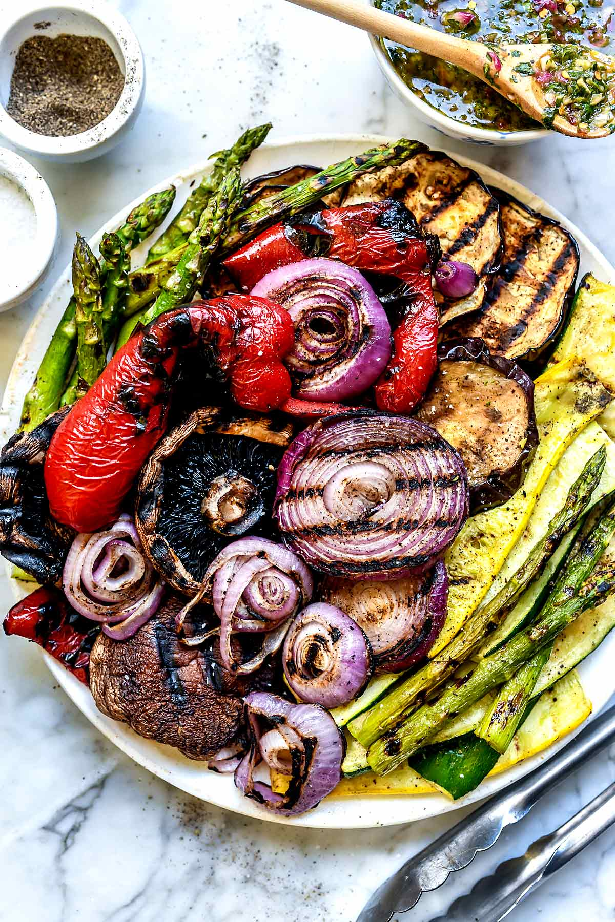 The Best Easy Grilled Vegetables Foodiecrush Com