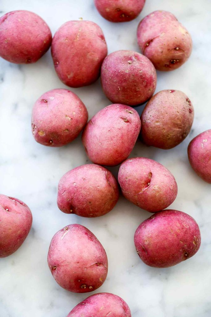 Red potatoes | foodiecrush.com