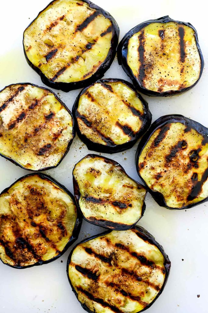 How to Make Grilled Eggplant | foodiecrush.com