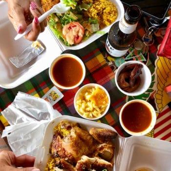 La Reines Chicken St Croix Virgin Islands