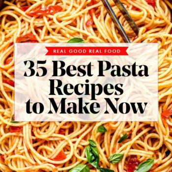 35 Best Pasta Recipes foodiecrush.com