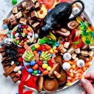 Candy Charcuterie Board | foodiecrush.com