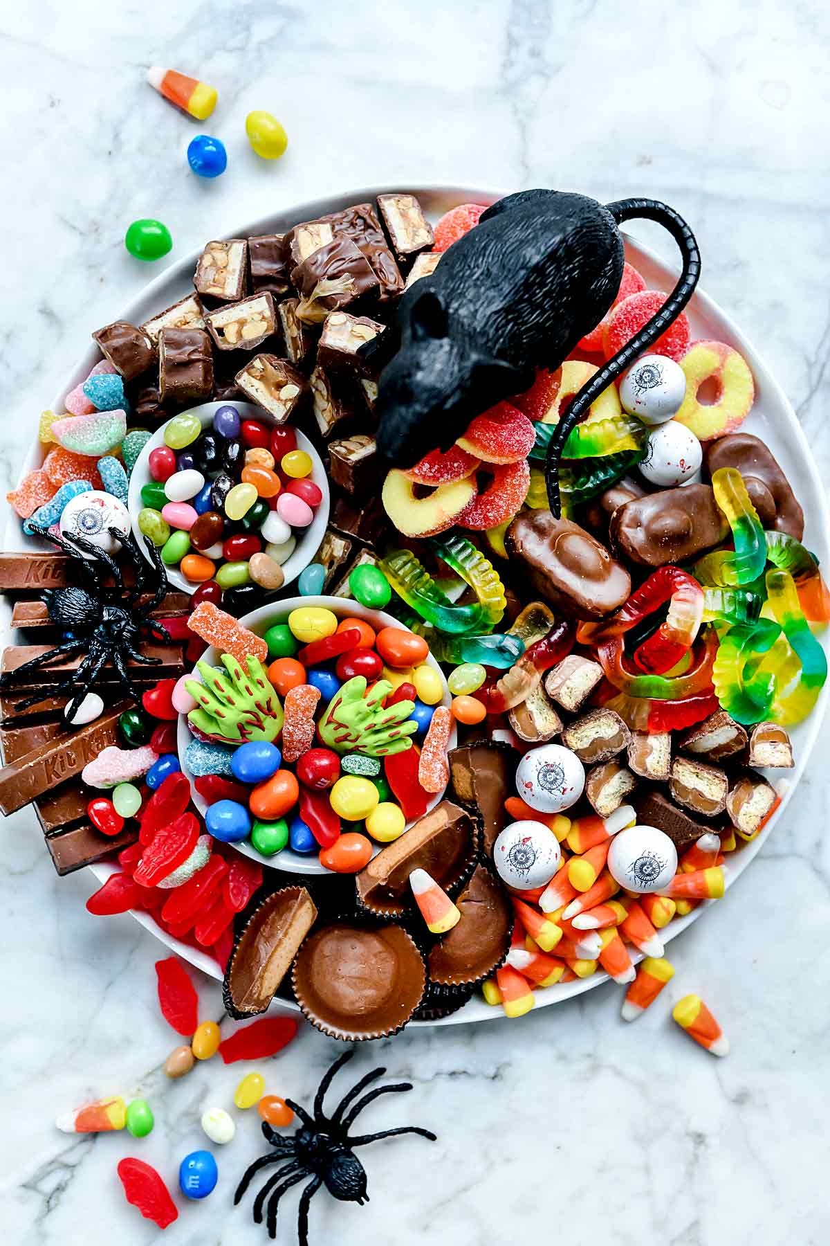 How To Make A Candy Charcuterie Board Foodiecrush Com