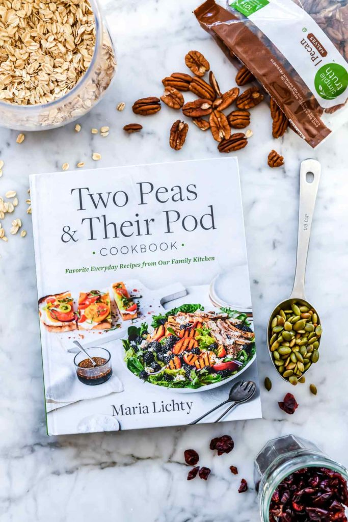 Two Peas and Their Pod Cookbook | foodiecrush.com