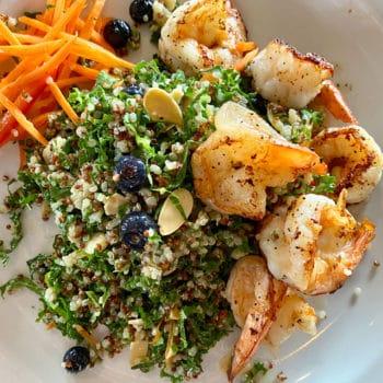 Kale Salad foodiecrush.com