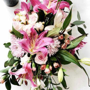 Flowers foodiecrush.com