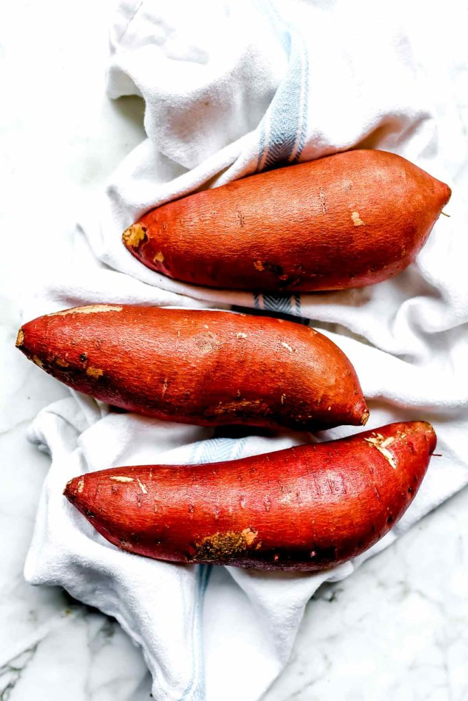 Sweet Potatoes | foodiecrush.com