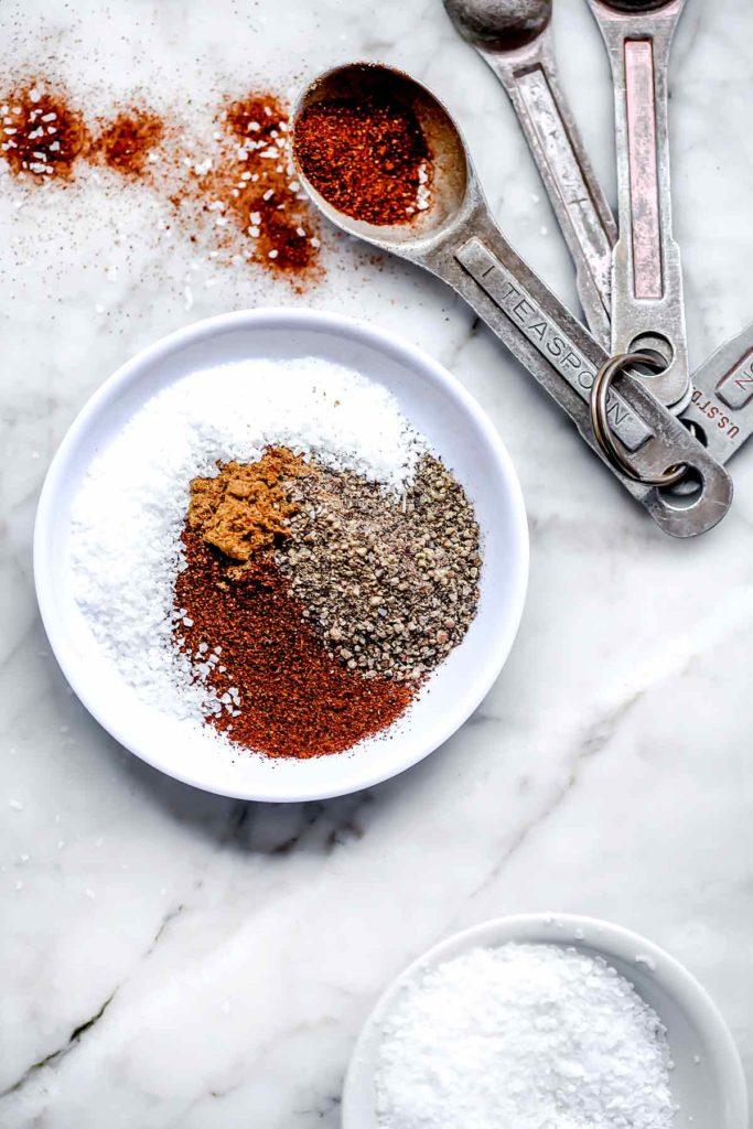 Spice mixture   foodiecrush.com