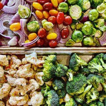 Roasted Vegetables | foodiecrush.com