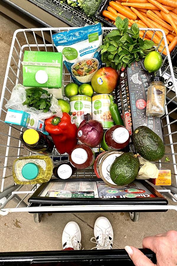 Shopping Cart foodiecrush.com
