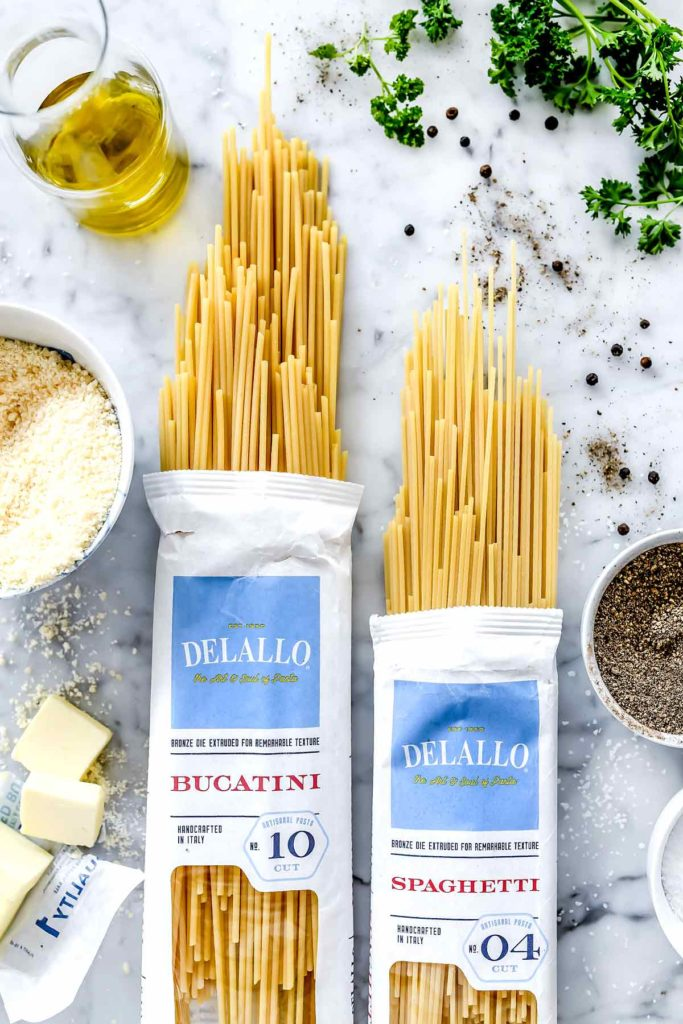 DeLallo Pasta Noodles   foodiecrush.com