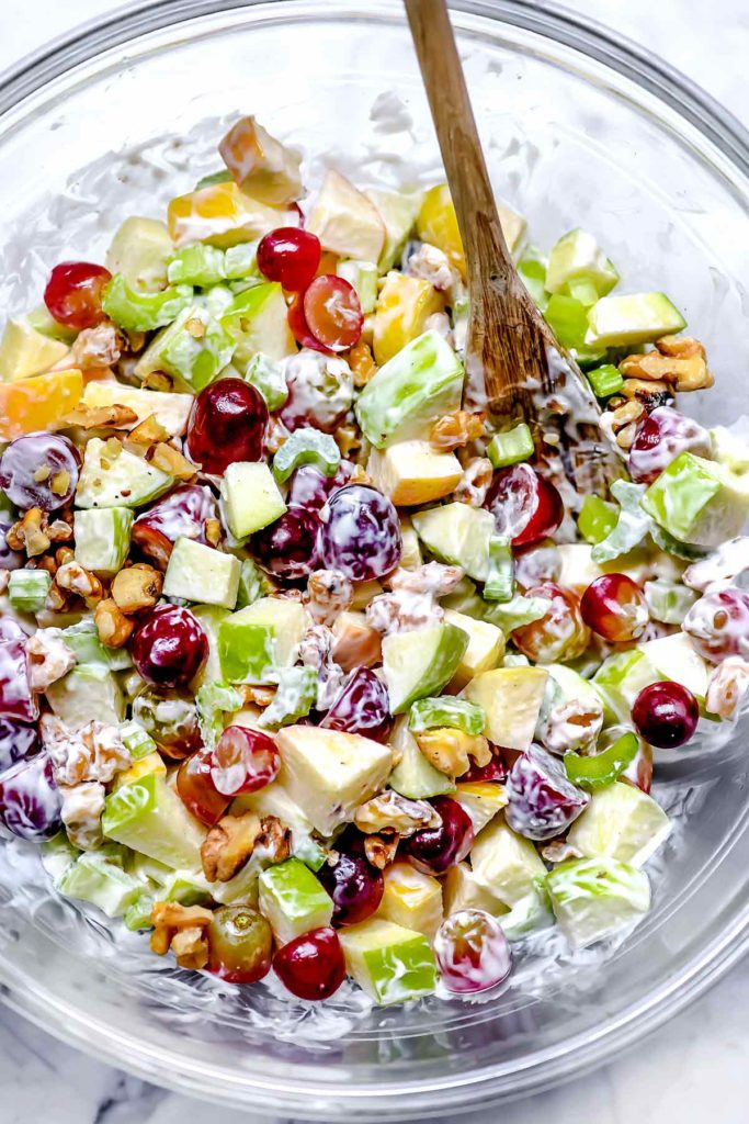 Waldorf Salad | foodiecrush.com
