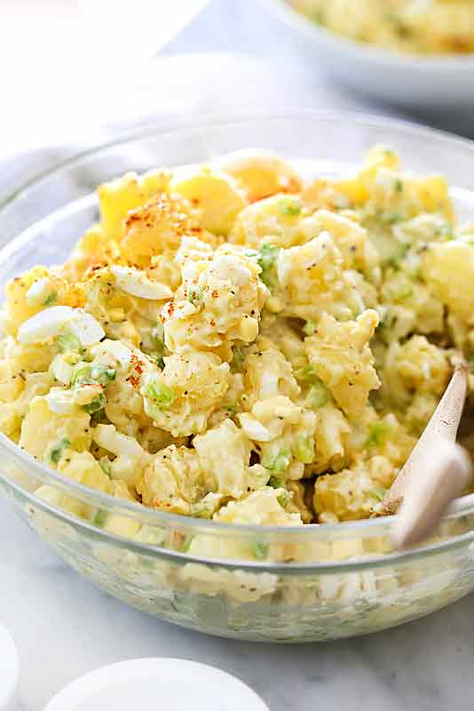 What To Use Instead Of Mayo In Potato Salad