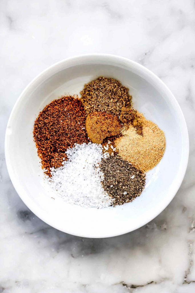 Fajita Seasoning | foodiecrush.com