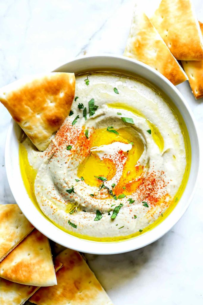 Baba Ganoush recipe | foodiecrush.com