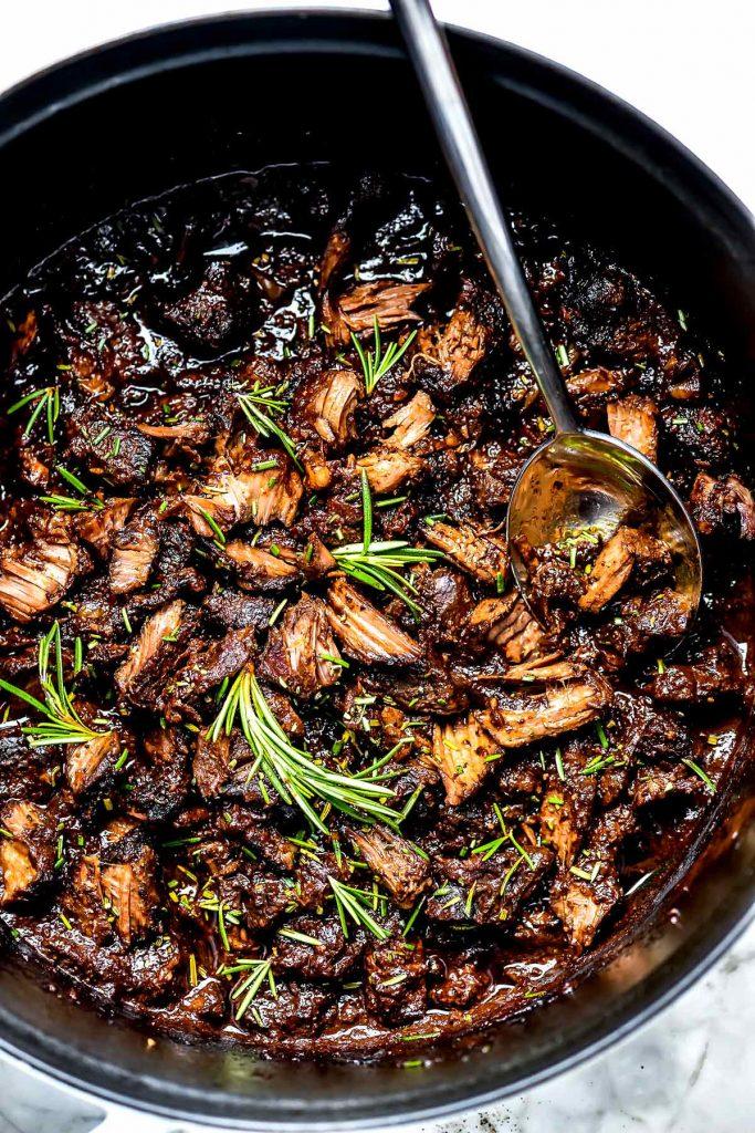 Ragoût de boeuf toscan |  foodiecrush.com