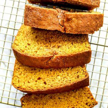 The BEST Pumpkin Bread (Simple and Moist!) | foodiecrush.com