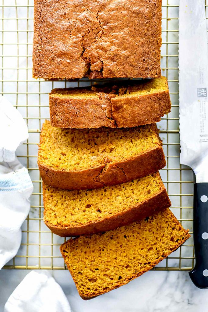The BEST Pumpkin Bread (Simple and Moist!) | foodiecrush.com