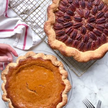 Thanksgiving pies foodiecrush.com