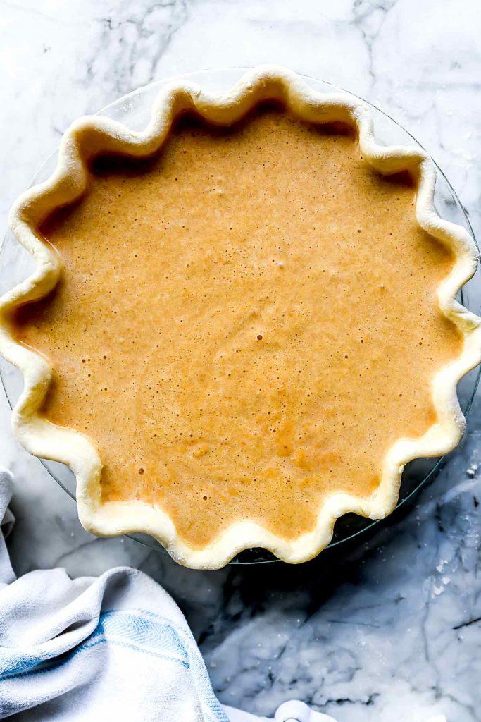 Pumpkin Pie foodiecrush.com