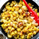 THE BEST Breakfast Potatoes | foodiecrush.com