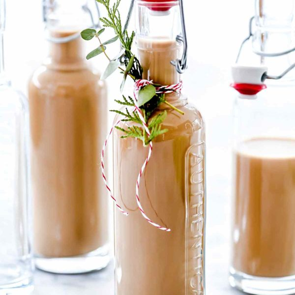 Homemade Baileys Irish Cream | foodiecrush.com