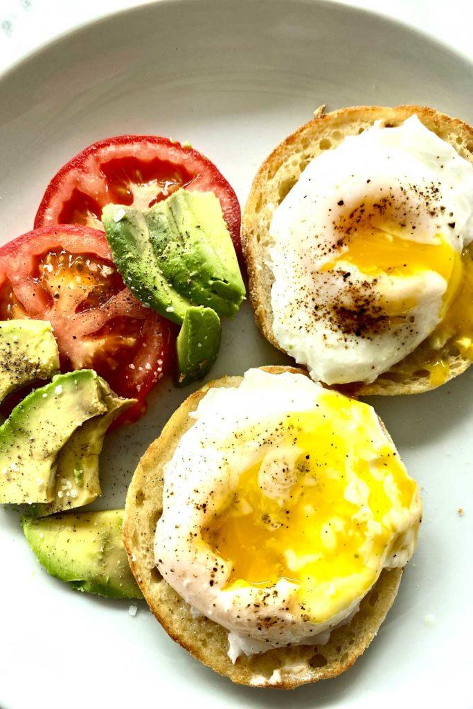 Mock Eggs Benedict foodiecrush.com