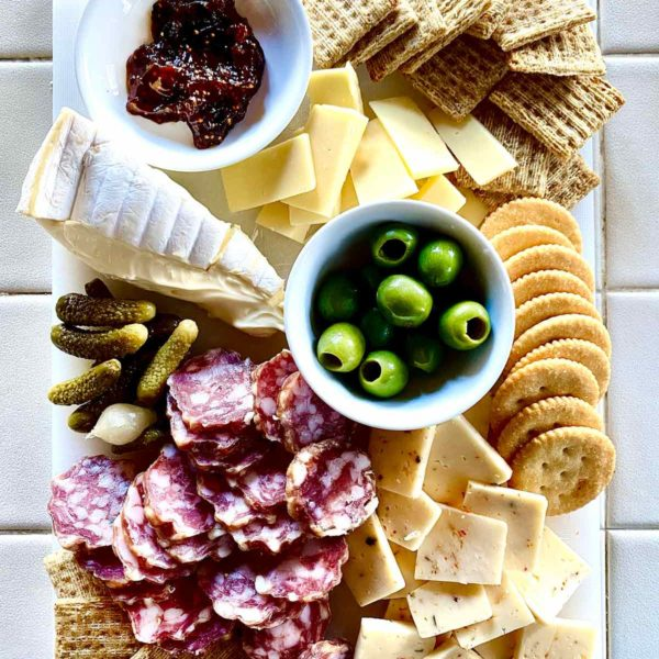 Cheese board foodiecrush.com
