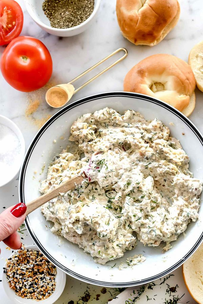 Salmon Cream Cheese foodiecrush.com