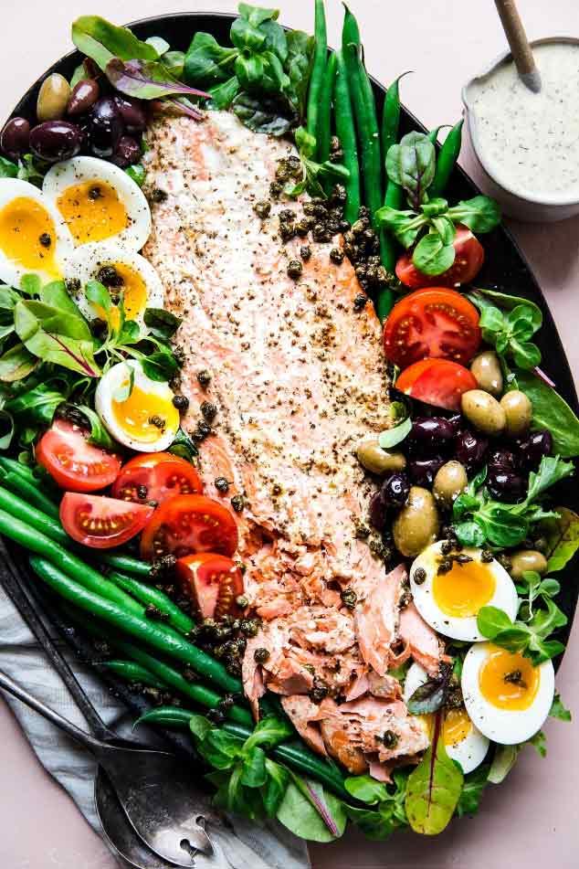 Salad Nicoise from Modern Proper on foodiecrush.com