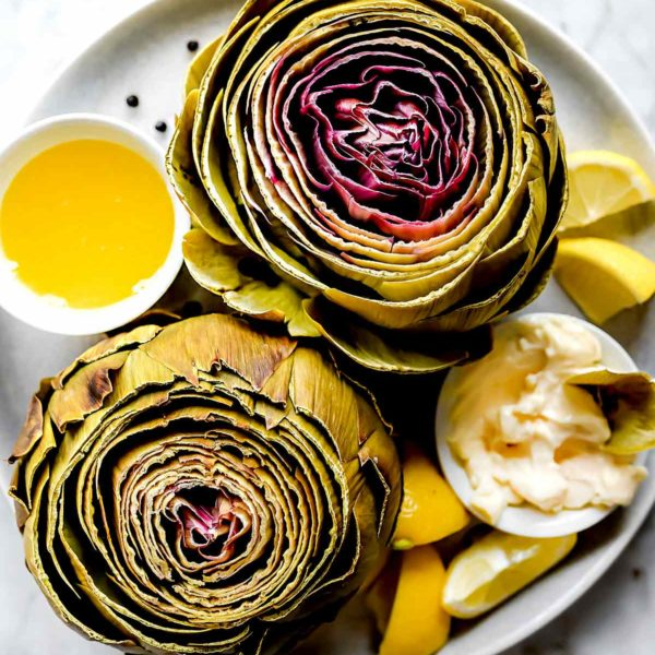 How to Cook Artichokes | foodiecrush.com