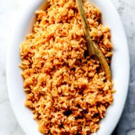 Spanish Rice Mexican Rice foodiecrush.com