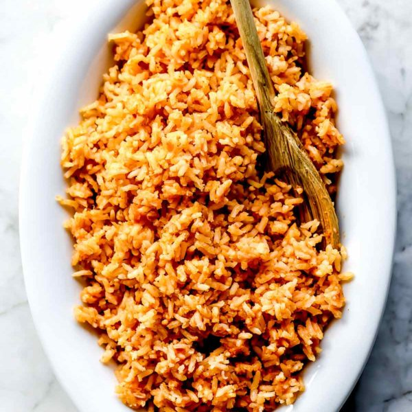Spanish Rice Mexican Rice foodiecrush.com