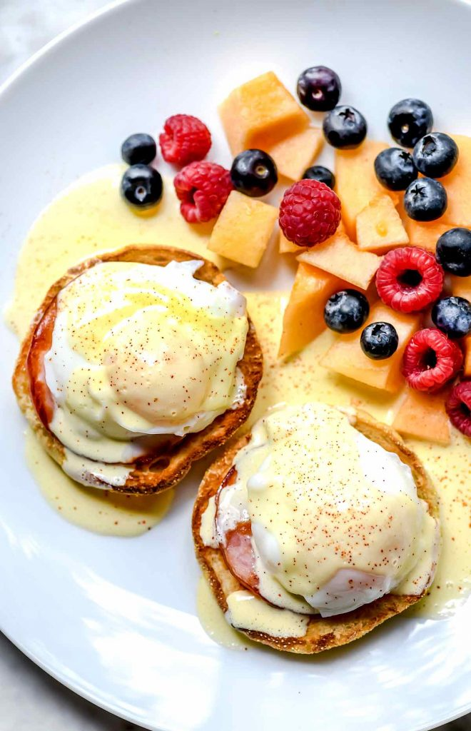 How to Make the BEST Eggs Benedict   foodiecrush.com