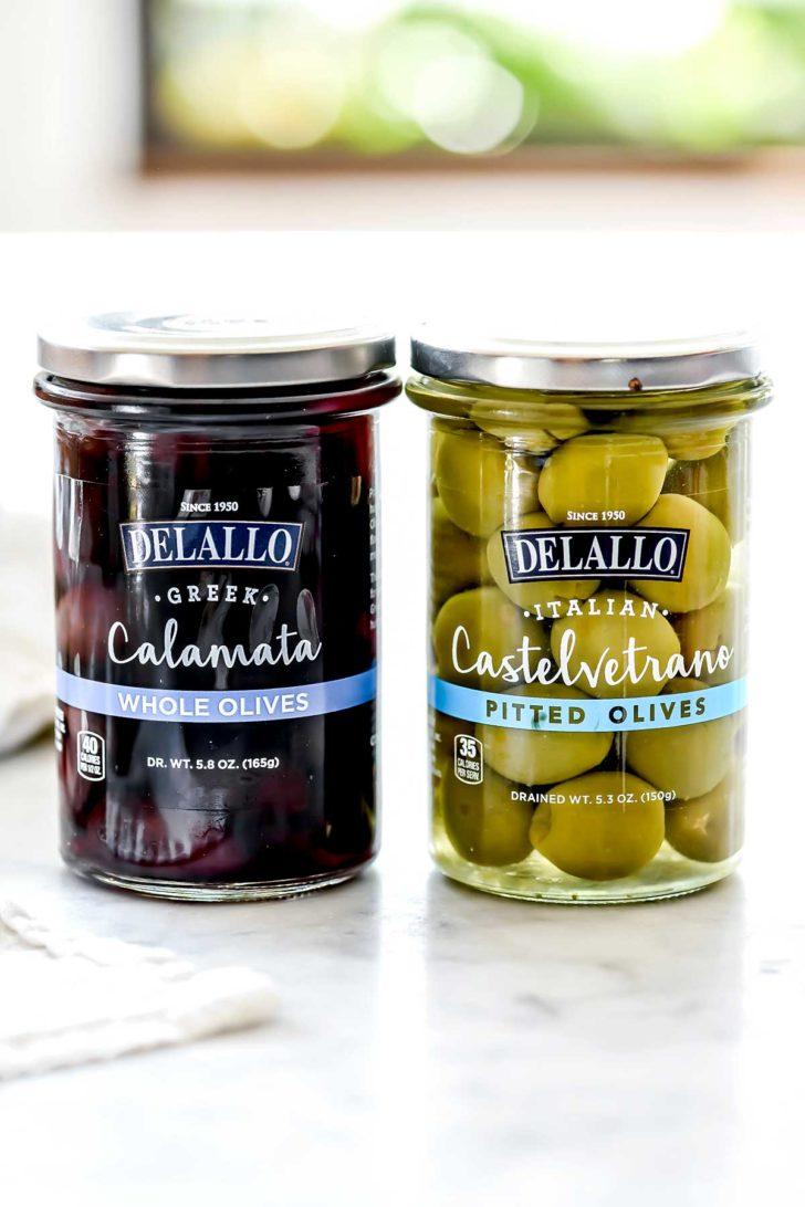 DeLallo Olives foodiecrush.com